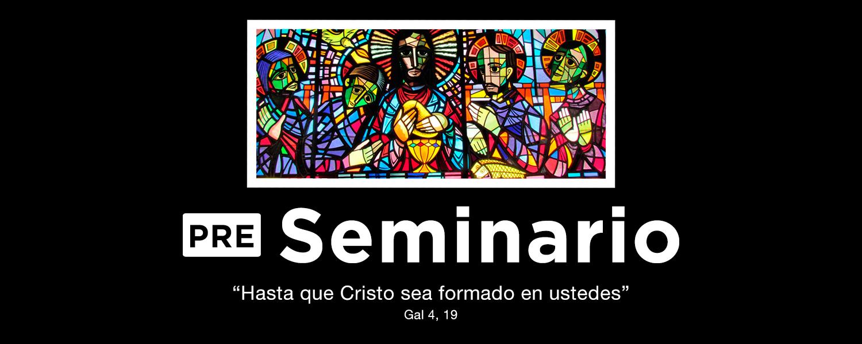 El Pre Seminario 2015 se llevó a cabo del 02 al 05 de julio del 2015 en el Seminario de Monterrey.