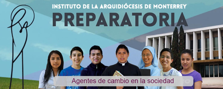 El instituto de la Arquidiócesis de Monterrey, es una institución académica de calidad, en donde se brinda la oportunidad a jóvenes de alcanzar una formación humana y cristiana.