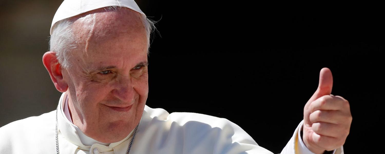 El Papa Francisco con los jóvenes en Paraguay