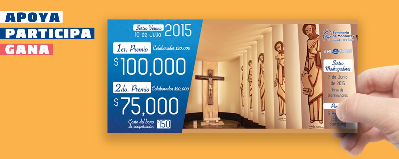 Lista de ganadores de nuestro sorteo de verano 2015.