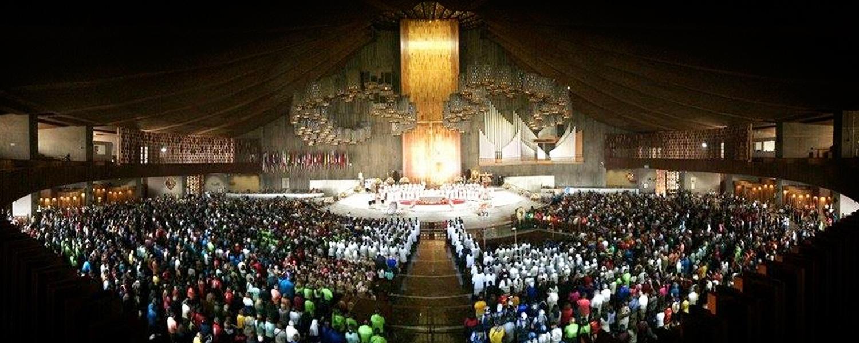 Peregrinación Anual a la Basílica de Guadalupe en la Ciudad de México