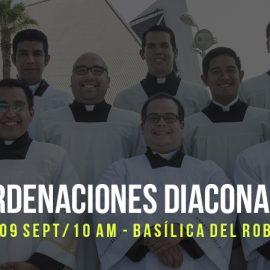 Ordenaciones Diaconales